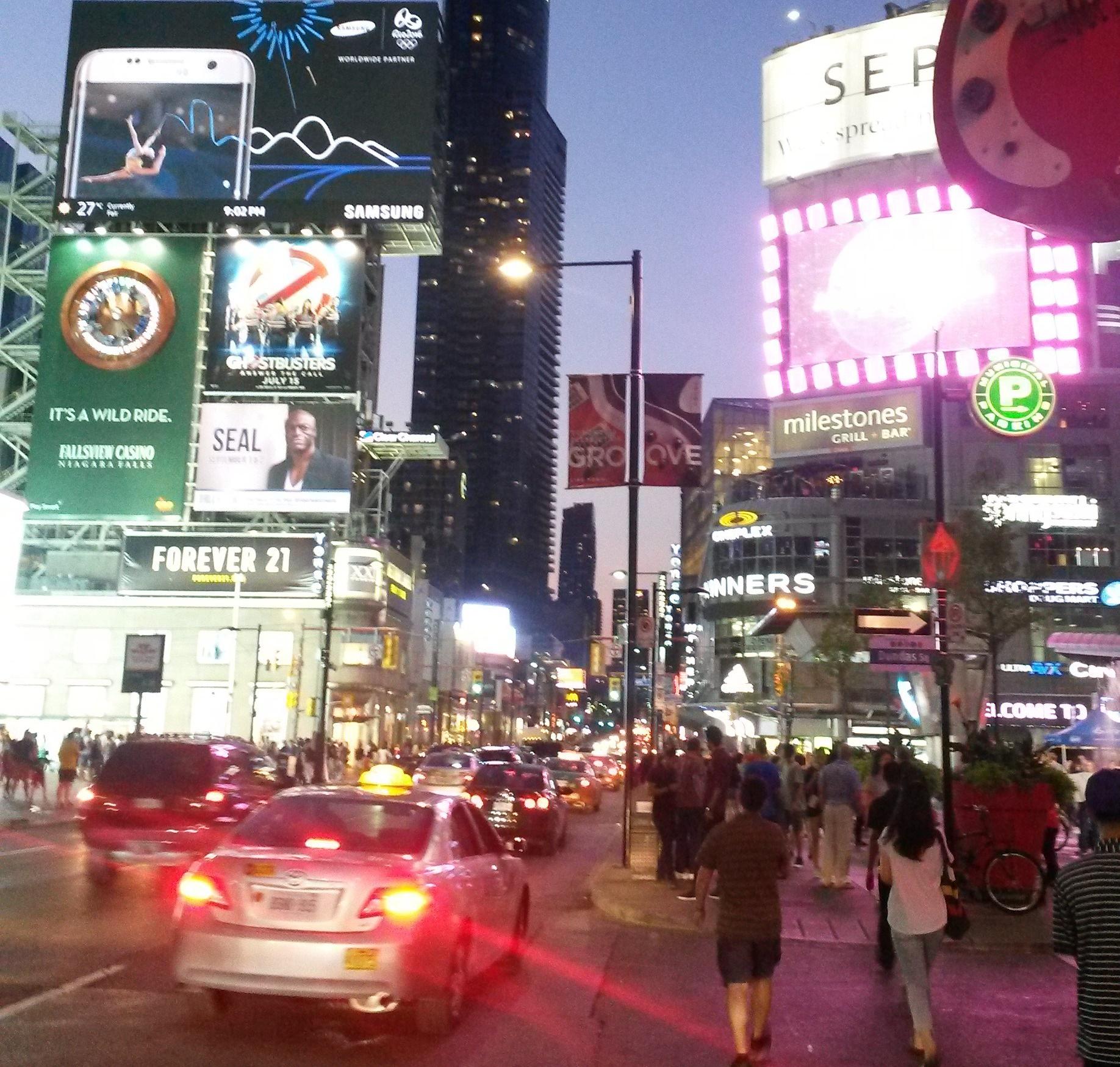 Toronto, travel, tourism